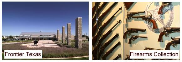 Frontier firearms